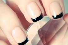 Manis & Pedis / #Manicure #Pedicure #Nails #NailArt / by Critsey Rowe - Couture Boudoir www.coutureboudoir.com