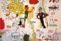 Arte: Jean-Michel Basquiat / by Anna Rita Caddeo