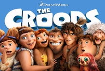 The Croods / This awesome @dwanimation film will be in a theater near you March 22, 2013 #TheCroods / by Makobi Scribe