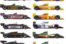 Formula 1 / by Gibson Blanc