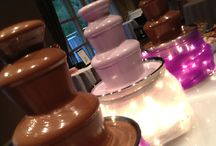 Sweet Temptations Chocolate Fountains / Chocolate Fountains / by Paulette Gambaiana