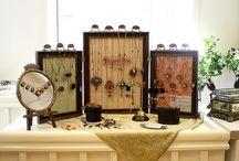 Jewelry - Displays / by Marnie Halliday