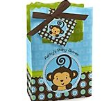 Monkey Boy Baby Shower / Monkey Boy Baby Shower / by Maternity and Baby Showers