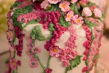 pretty cakes / by Penny Flowers