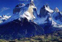 Paisajes de Chile  América del Sur / by viviana paulus