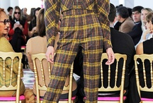 FALL 2013 TRENDS - PLAID / by Nina Garcia