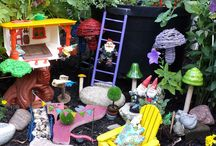 Fairy Homes & Garden / Garden Decor / by Designs By Mamta