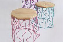 Tables / by Helene Tsouloupas