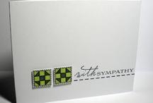 Sympathy Cards / by MaestroMonkey