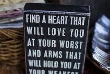 Love, love, love... <3 / by Jackie Anderson