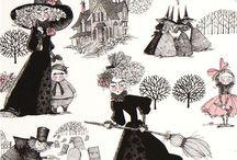 Fabric / by Sealed With A Stitch, LLC by Sue O'Very