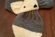 knitting / by Gloria Evans