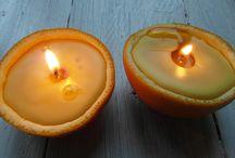 craft - candles / by Kathryn Reid