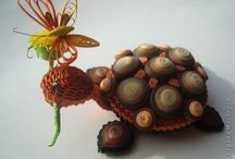 3D quilling / by Dipali Bharat