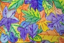 Fourth grade art ideas / by Kristin Morch