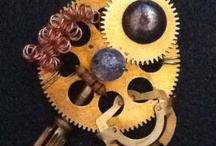 Steampunk / Steampunk art, costumes, crafts, stories / by Kenny Mooney