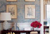 Paris Decor / Interiors inspired by Paris / by Paris Vacation Rentals - CobbleStay.com