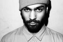 Bearded Men / by Black Fashion
