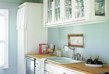 Kitchen and Dining Room Inspiration / by Julie Uriona