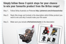 Britax Mother's Day Competition / Britax Loves Mums Pin to Win Competition #britaxlovesmums / by Britax Australia