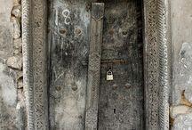 Doors of perception / by Helle Junker
