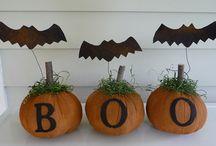 Fall and Halloween / by Linda Sears