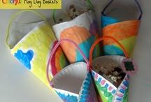 mayday baskets / by Kimberly Ritter