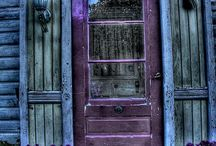 Dramatic Doors / by Michelle Bechard Lee