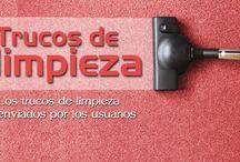 Limpieza del hogar  / by Catalina Noguez