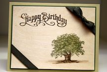 MASCULINE CARDS / by Patricia Gessner