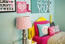 Addi A ' s bedroom / by Savannah Barnett