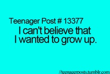 Teenager Post / by Meghan Boatright