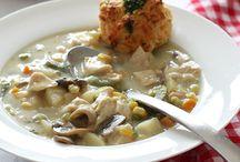 soup / by Carol Fix