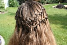 hairstyles ideas / by Lucy Garcia-Trevino