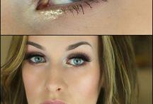 makeup / by Whitney Tembelis