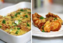 WGC: Pasta / by Jamie Sybert