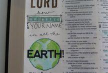 Bible Journaling / by Nelda Rushing