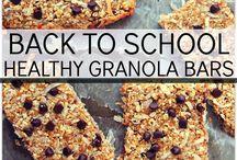Healthy Snacks / by Shelbie Zotyka