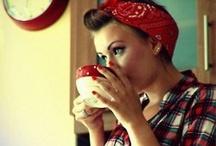 style me vintage! / by Rebekah Adams