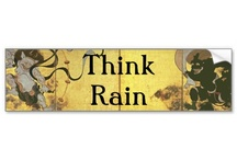 Rain Lovers / A board to encourage Rain!  We need it here. Other places need it, too.  Good gentle frequent rains to nourish our land, plants, animals, people. / by ZapTime