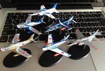 Miniature Car & AirCraft / by Satoru Nagayama