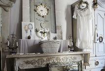 bedroom make-over / by Melissa Estrada