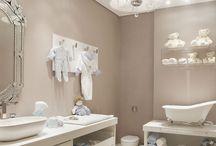 Quarto Bebê / Baby Room / by Aline Sandra Barbosa