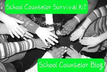 school counseling / by Frances Hulme