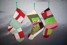 Christmas Stockings / by Megan Caulder