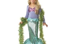 mermaid costume inspiration / by Catherine Haley