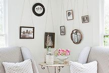 Favorite Places and Spaces / by Cupcakes and Crinoline
