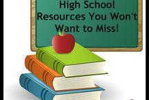 Homeschooling - High School / by DaLynn McCoy