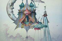 fairy rings / by Poppy Fowler