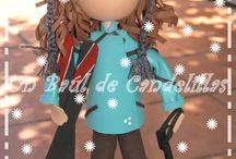 Fofucha Dolls / by Sandy Ballott